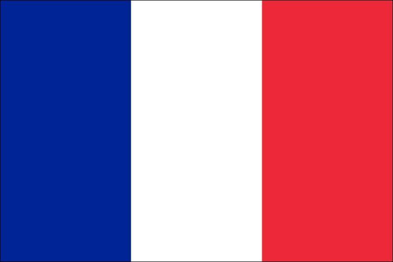 De quel pays vient ce drapeau ?