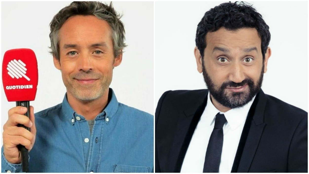 Face à face (3) : Cyril Hanouna ou Yann Barthès ?