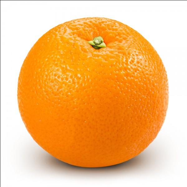 """Comment traduit-on """"orange"""" en espagnol ?"""