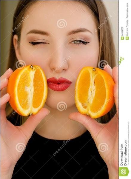 Pourquoi dit-on que certaines filles ressemblent à des oranges ?