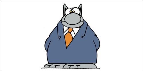 """Qui est l'auteur de la bande dessinée """"Le Chat"""" ?"""