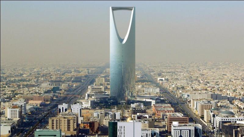 Où se situe Riyad ?