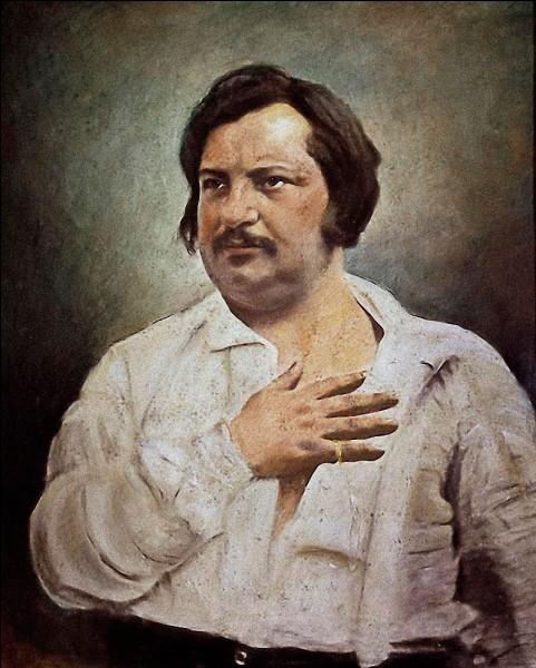 Quel roman n'est pas de Balzac ?