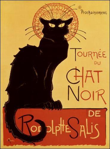 Chez lui, le chat noir n'est ni ange ni démon, mais les deux à la fois. Qui est ce peintre suisse ?