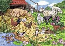 Culture générale autour des animaux de la ferme