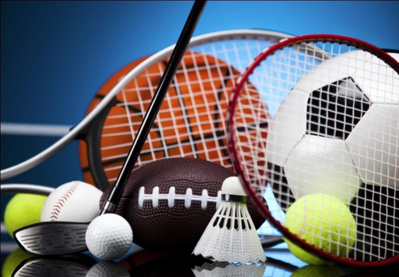 Es-tu bon(ne) en sport ?