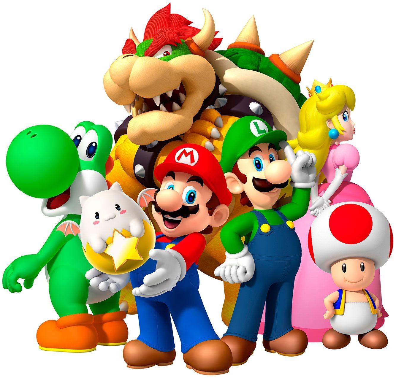L'univers Mario