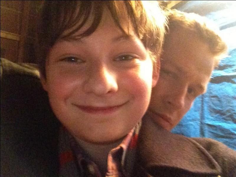 Henry est le ... de David.