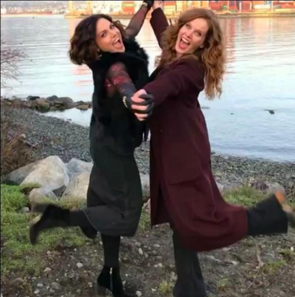 Regina et Zelena sont :