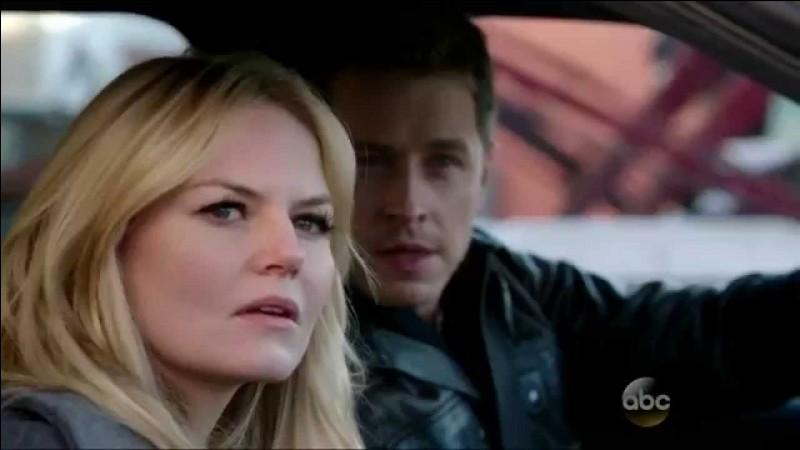 Emma est la ... de David.
