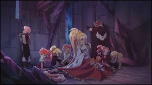 Quelle princesse fait partie de cette famille ?