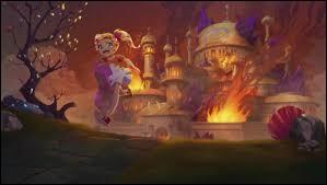 De quel royaume est-elle la princesse ?