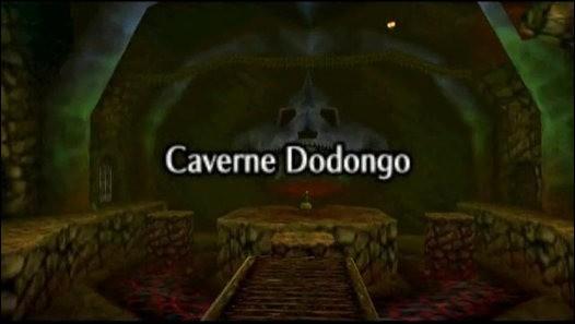 Quel est le nom du boss de la caverne Dodongo ?