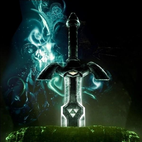 Quel est le pouvoir de cette épée ?