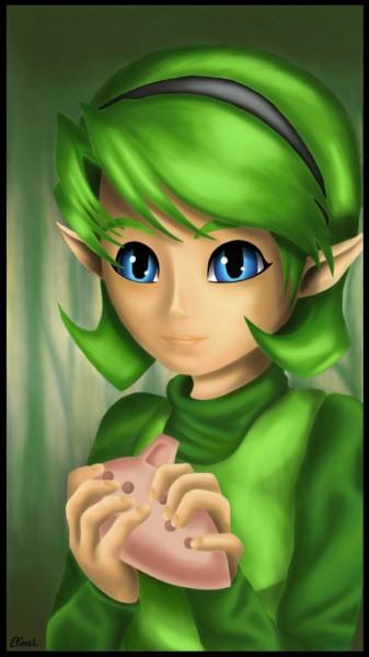 Quel est le premier chant que Link apprend à l'Ocarina ?