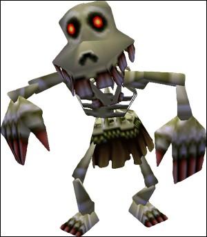 Comment s'appellent les monstres qui apparaissent la nuit dans la plaine d'Hyrule ?
