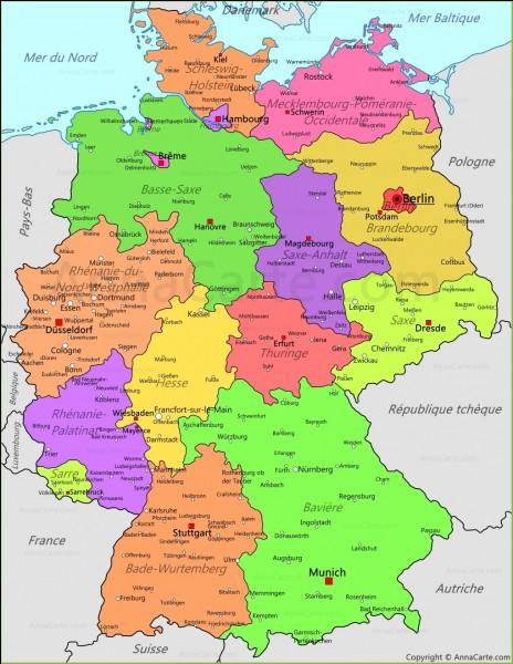 Qui est le président actuel de l'Allemagne ? ( 2018 )