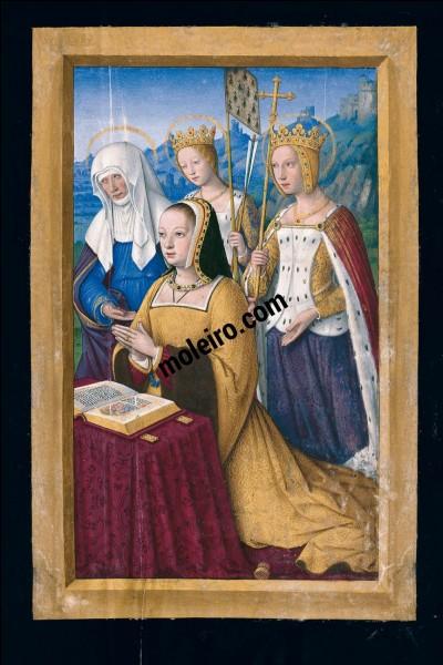 À quel âge se maria Anne de Bretagne ?
