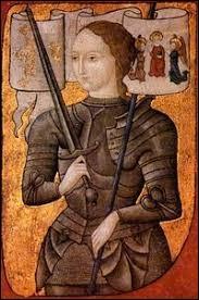 En 2011, qui a interprété ''Jeanne'' , une chanson dédiée à Jeanne d'Arc ?