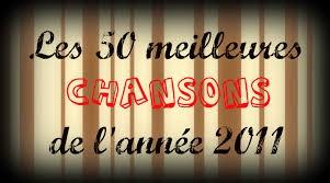 Chansons francophones de l'année 2011