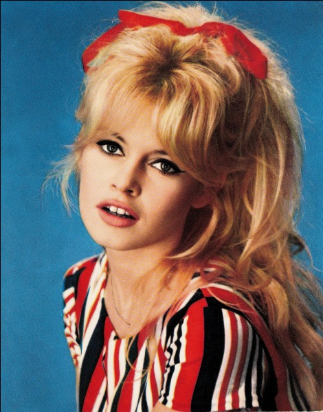 Dans quel film Brigitte Bardot n'a-t-elle pas joué ?