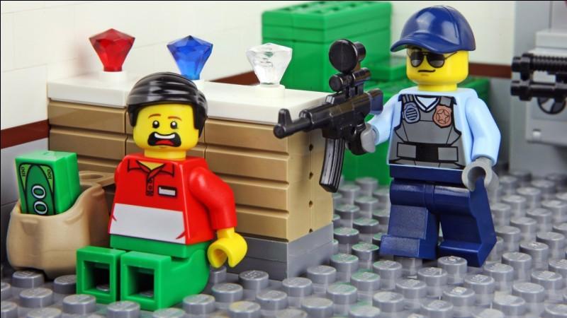 Dans quel pays ont étés créés les Lego ?