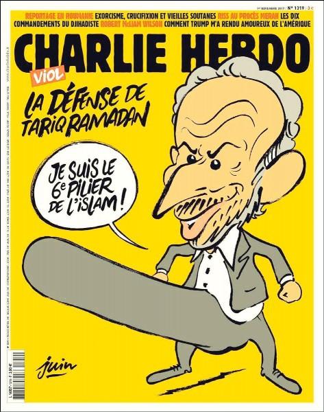 L'attentat contre Charlie Hebdo est une attaque terroriste islamiste perpétrée contre le journal satirique Charlie Hebdo le 7 janvier :