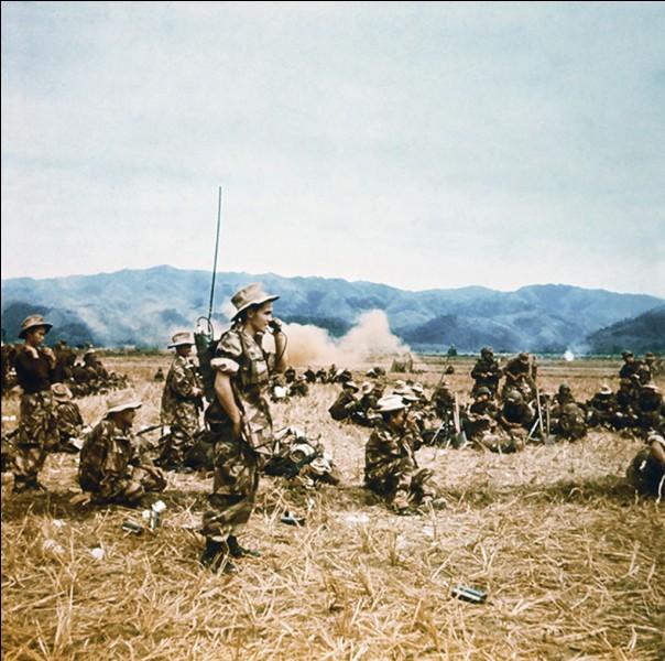 Quand la guerre d'Indochine a-t-elle commencé ?