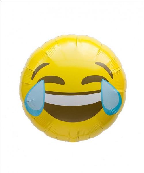 Quelle émotion ressent cet Emoji ?