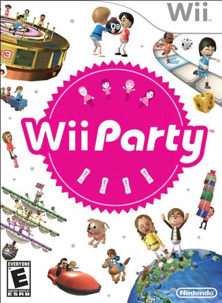"""Sur Wii party, il existe un mini-jeu """"cache-cache"""". Ce mini-jeu est un mode..."""
