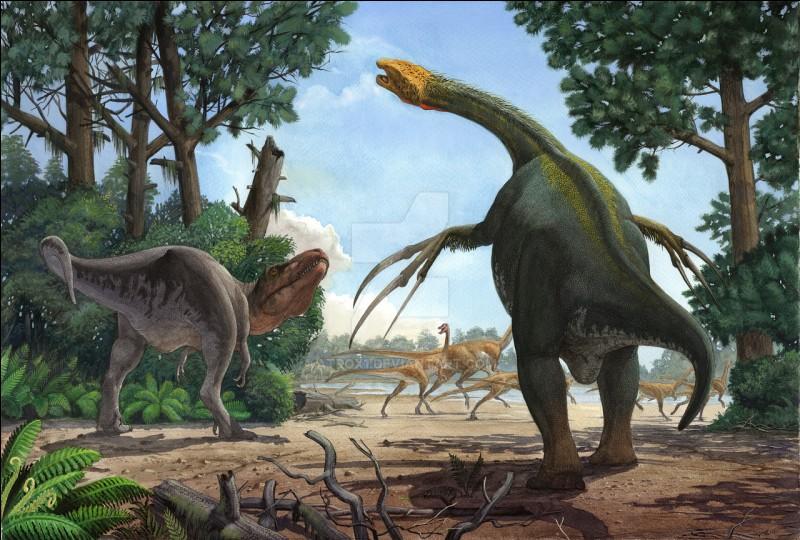 Quel dinosaure avait les plus grandes griffes ?