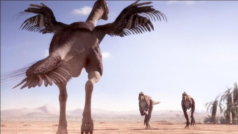 Quel était le plus grand raptor ?