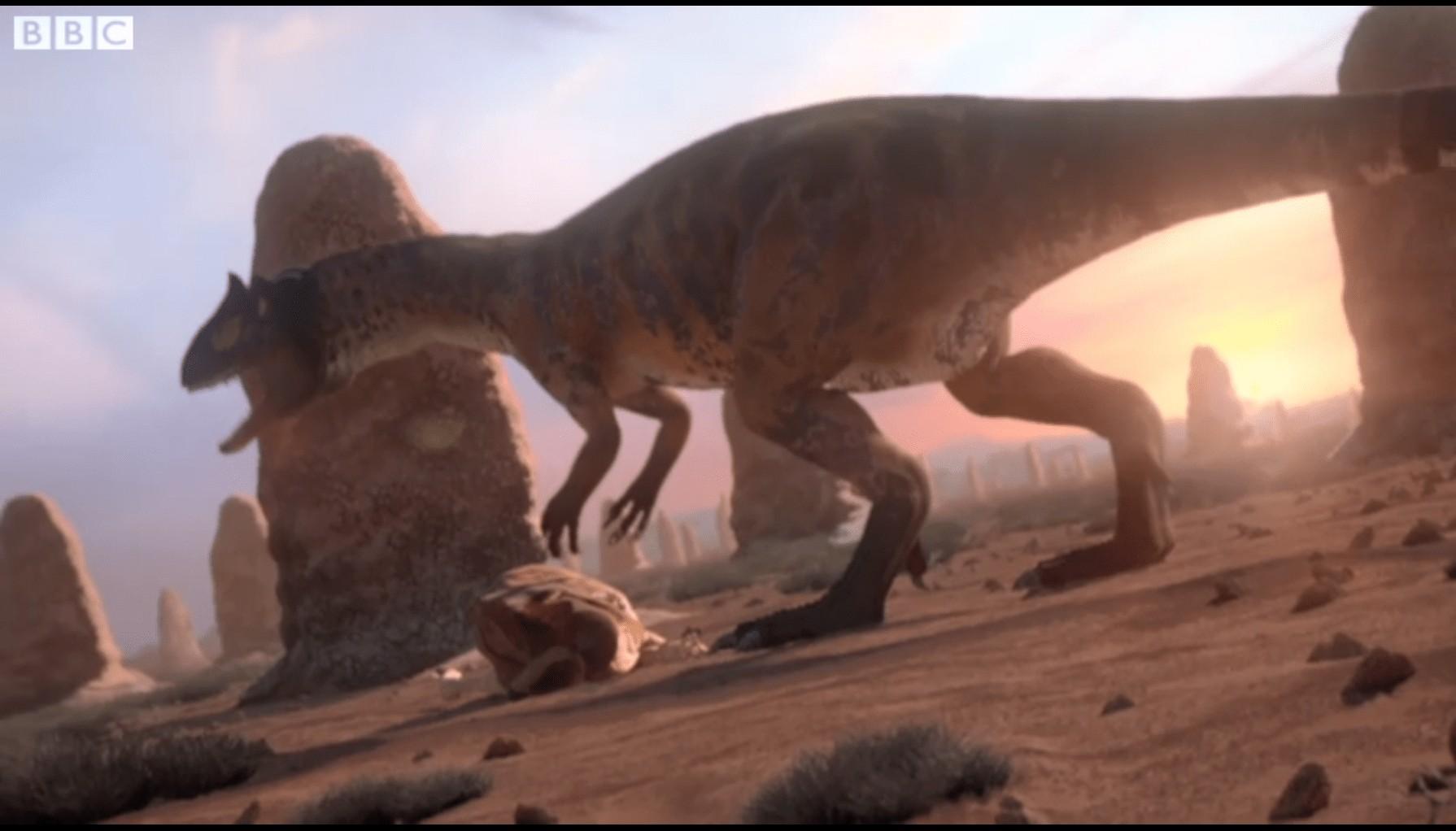 Records des dinosaures - 2
