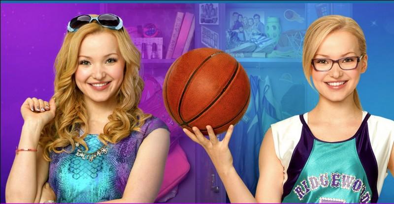 Sélectionne les prénoms de personnages de la série télévisée ''Liv et Maddie''.
