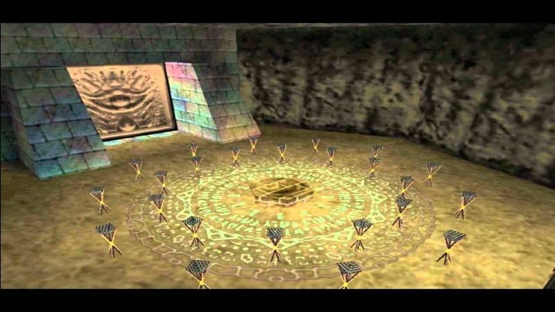 Où se situe le Temple de l'Ombre ?