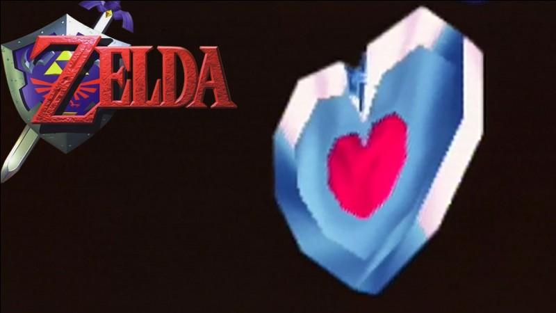 Combien de quarts de cœur y a-t-il dans le jeu ?