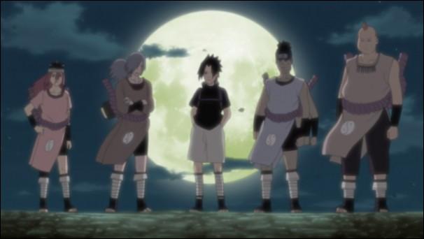 Pour quelle raison Sasuke a-t-il quitté Konoha ?