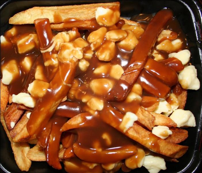 Ce délicieux plat la 'poutine' va vous réchauffer de l'intérieur. De quel pays est-il originaire ?