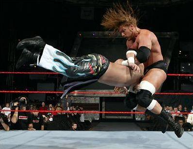 Prise de Catch de la WWE