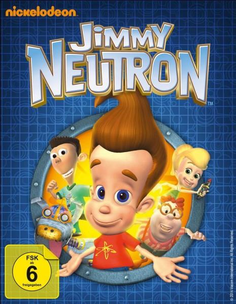 """En quelle année est sorti le dessin animé """"Jimmy Neutron"""" ?"""
