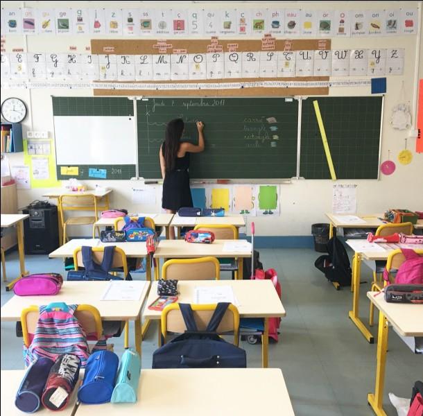 Quel concours le futur professeur des écoles doit-il passer lors de son master ?
