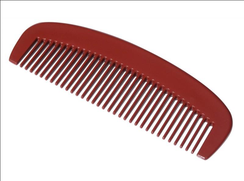 Très utile pour coiffer ses clients.