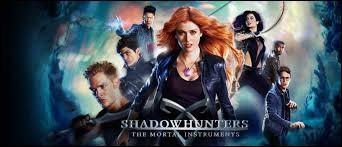 En parlant de séries ; aimes-tu « Shadowhunters » ?