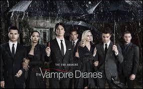 En parlant de séries ; aimes-tu « Vampire Diaries » ?