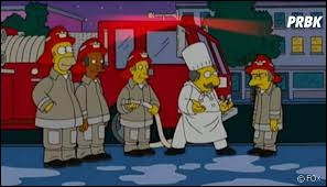 Homer a exercé ce métier pendant un court instant. Quel est-il ?