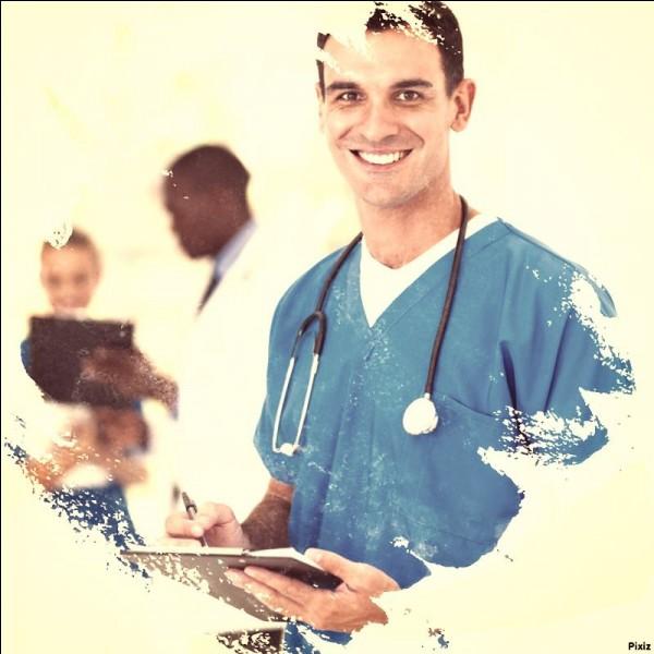 Où travaille l'infirmier ?