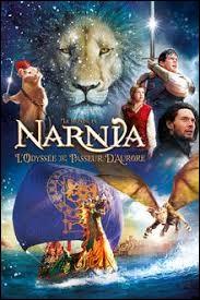 Dans Le Monde Narnia, quel animal est Aslan ?