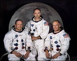 """Au cours de quelle mission spatiale Neil Armstrong et Edwin """"Buzz"""" Aldrin ont-ils foulé le sol de la Lune, le 20 Juillet 1969 ?"""