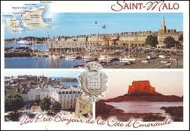 Comment appelle-t-on les habitants de Saint-Malo, la Cité corsaire ?
