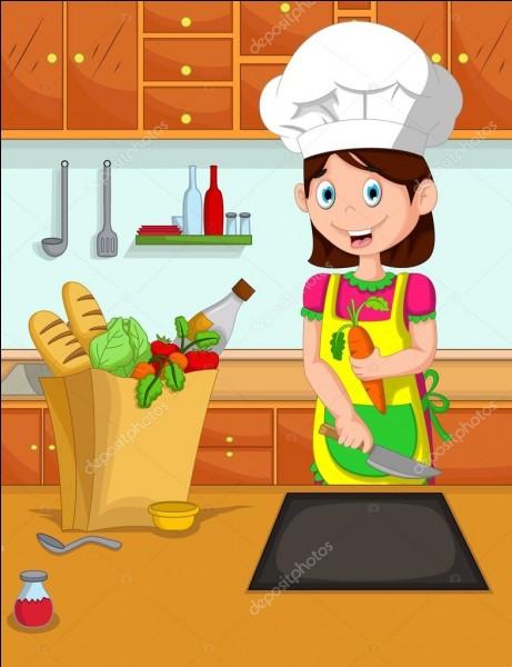 """Comment se dit """"cuisinier"""" en anglais ?"""